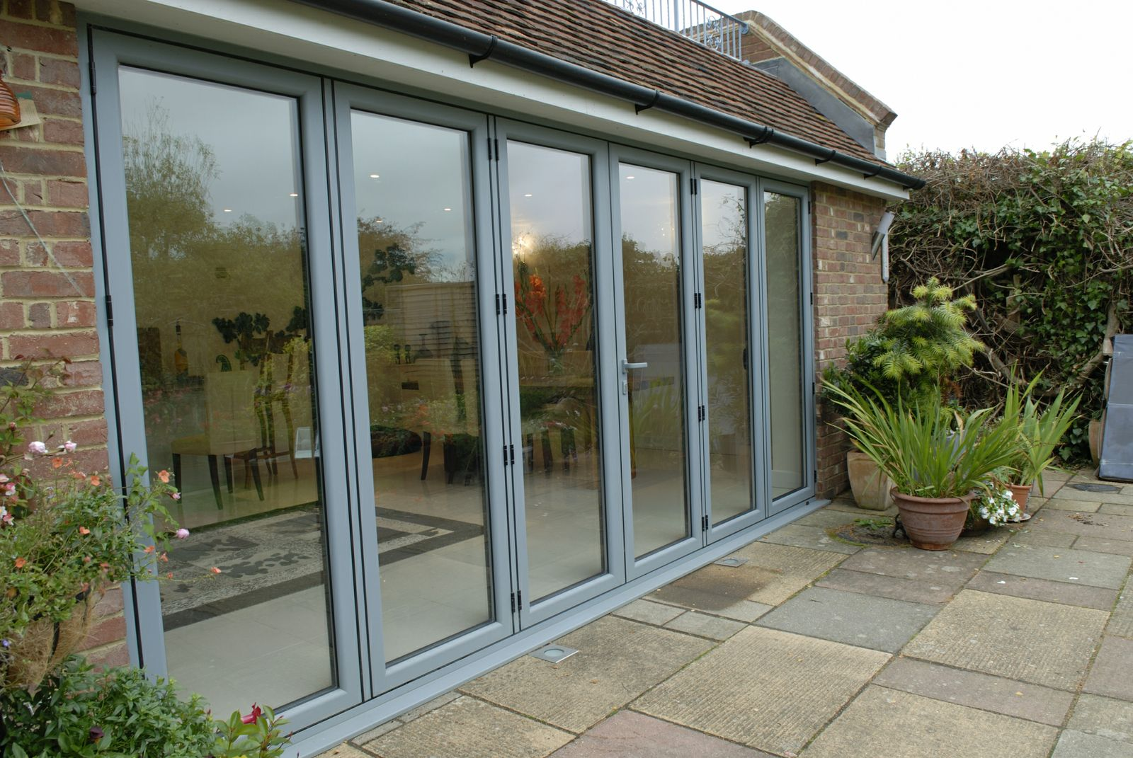 Garage Extension Designs Aluminium Bi Fold Doors Maidstone Bi Folding Doors Maidstone