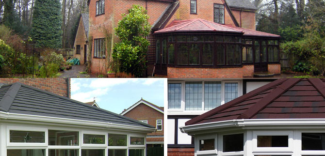 conservatory-tiled-roof maidstone kent